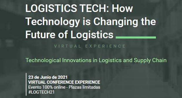 Logistics tech conference: Innovaciones tecnológicas para mejorar la logística y cadena de suministro