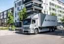 Mercedes-Benz eActros celebra su primicia mundial