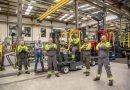 Combilift entrega la carretilla 60.000 en Australia