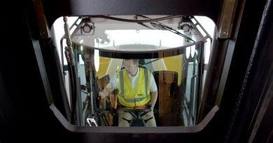 Yale presenta el nuevo diseño de cabina para carretillas de gran capacidad
