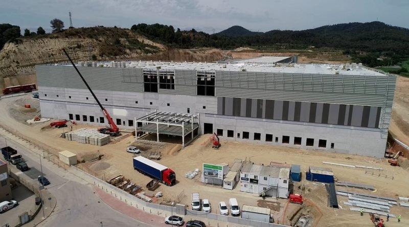 DSV automatizará su centro logístico más avanzado en España de la mano de Element Logic y AutoStore