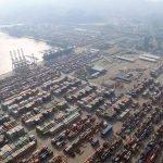 La COVID golpea el puerto de Yantian
