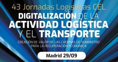 El Cel celebrará una nueva edición de las Jornadas logísticas Cel en formato presencial