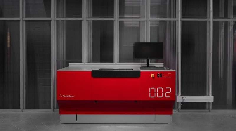 AutoStore anuncia la llegada del nuevo CarouselPort 4.0