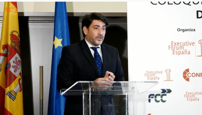 """El consejero de Transportes de la Comunidad de Madrid manifiesta que en  """"queremos desarrollar una política de transportes que sea referente a nivel europeo"""""""