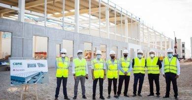 ITERCON y cbre global investors construyen  una planta de más 33.000 m2 en Alaquàs