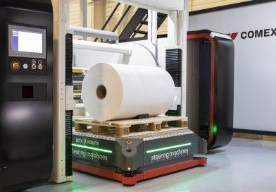 SICK y Steering Machines se unen para optimizar la carga y desplazamiento de robots móviles autónomos: AGVs – AMRs