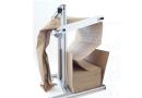 Papel 100% reciclable, ergonómico, económico y manual
