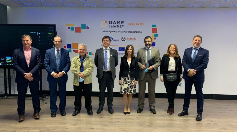 El Centro Español de Logística y Conetic inauguran el primer laboratorio de GAMELabsNET en España