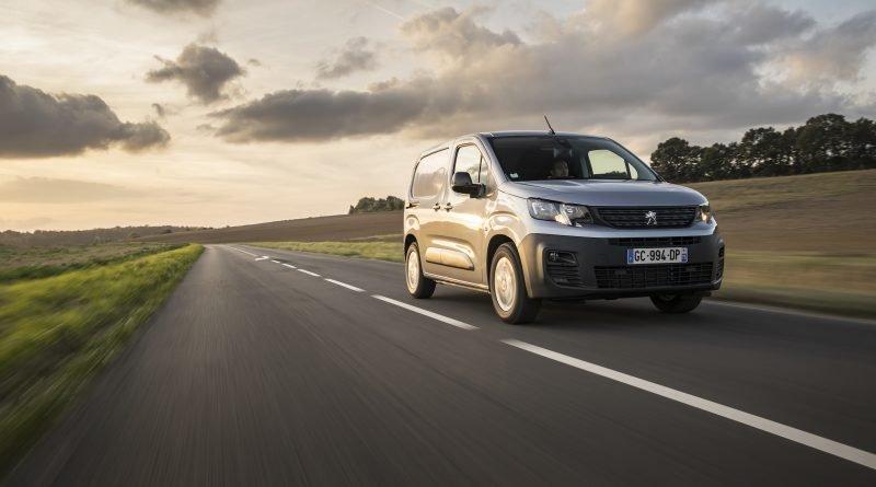 Peugeot E-partner, el socio 100% eléctrico