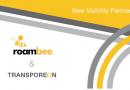 Roambee y Transporeon alcanzan un hito en su asociación hacia la visibilidad global de la cadena de suministro en tiempo real
